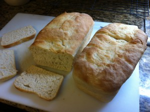 Homemade White Bread2