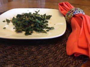 Kale Chips sideview
